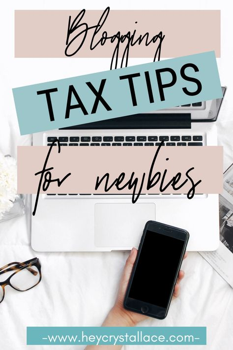 25 Tax Deductions for Bloggers and YouTubers
