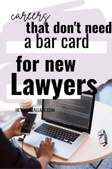 20 Careers You Can Do With a Law Degree...That Don't Require a Bar Card
