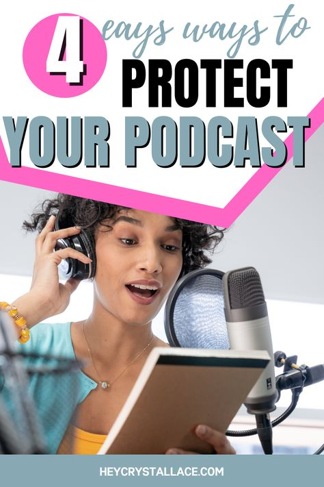 How to Protect Your Podcast...Tips From a Lawyer