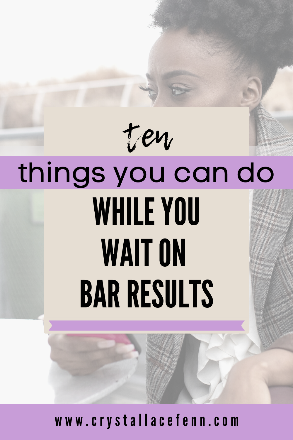 10 Things You Can Do Now While You Wait on Bar Exam Results