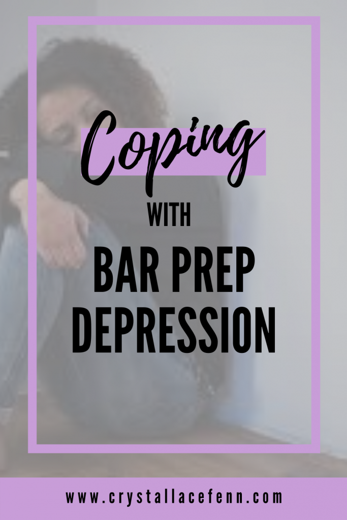 Coping With Bar Prep Depression