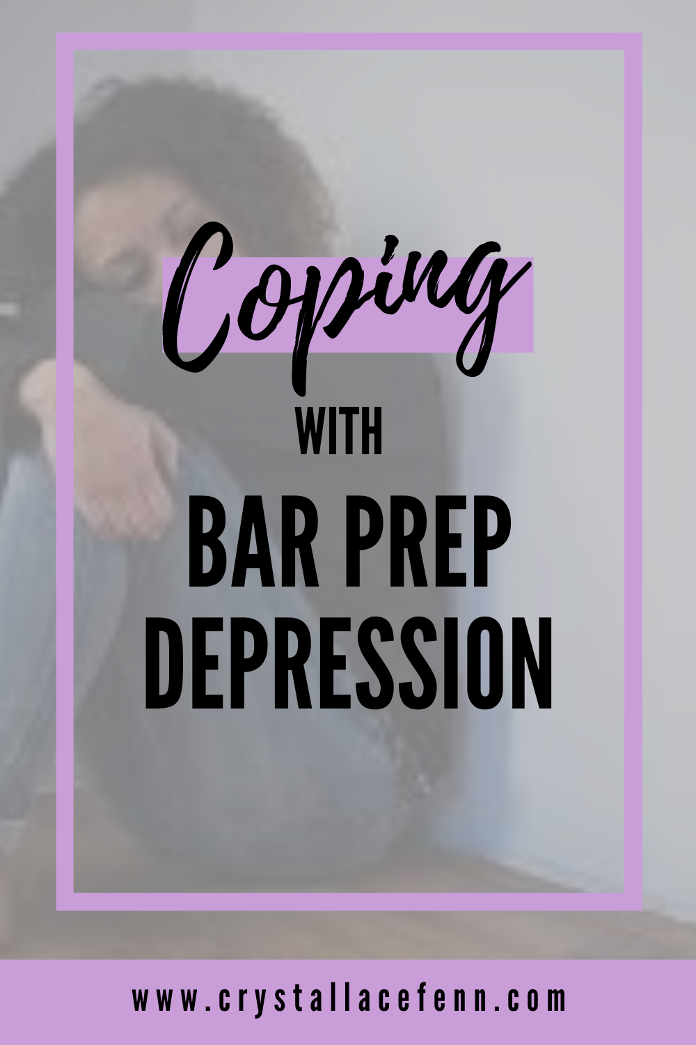 If You Are Coping With Bar Prep Depression Here Are Some Things You Can Try Now To Help