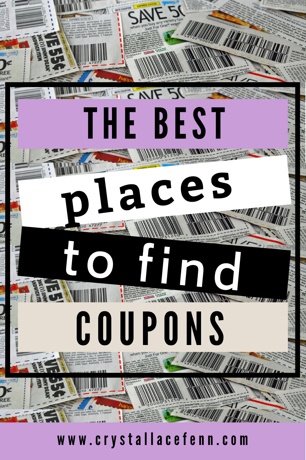 The Best Places to Find Coupons