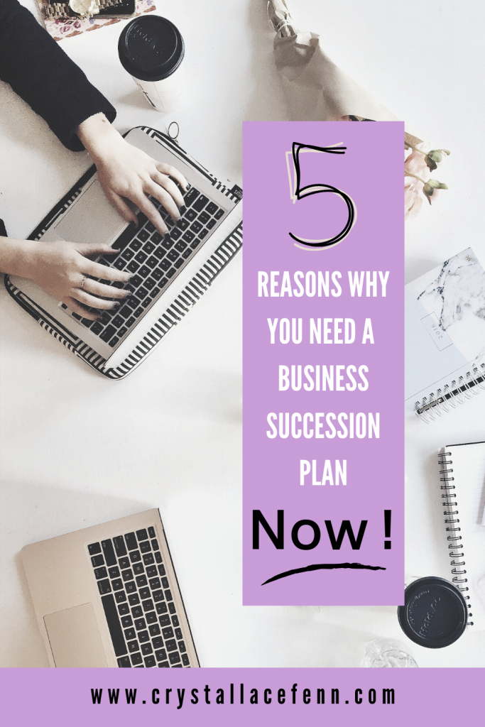 5 Reasons Why You Need to Look Into Business Succession Planning Now