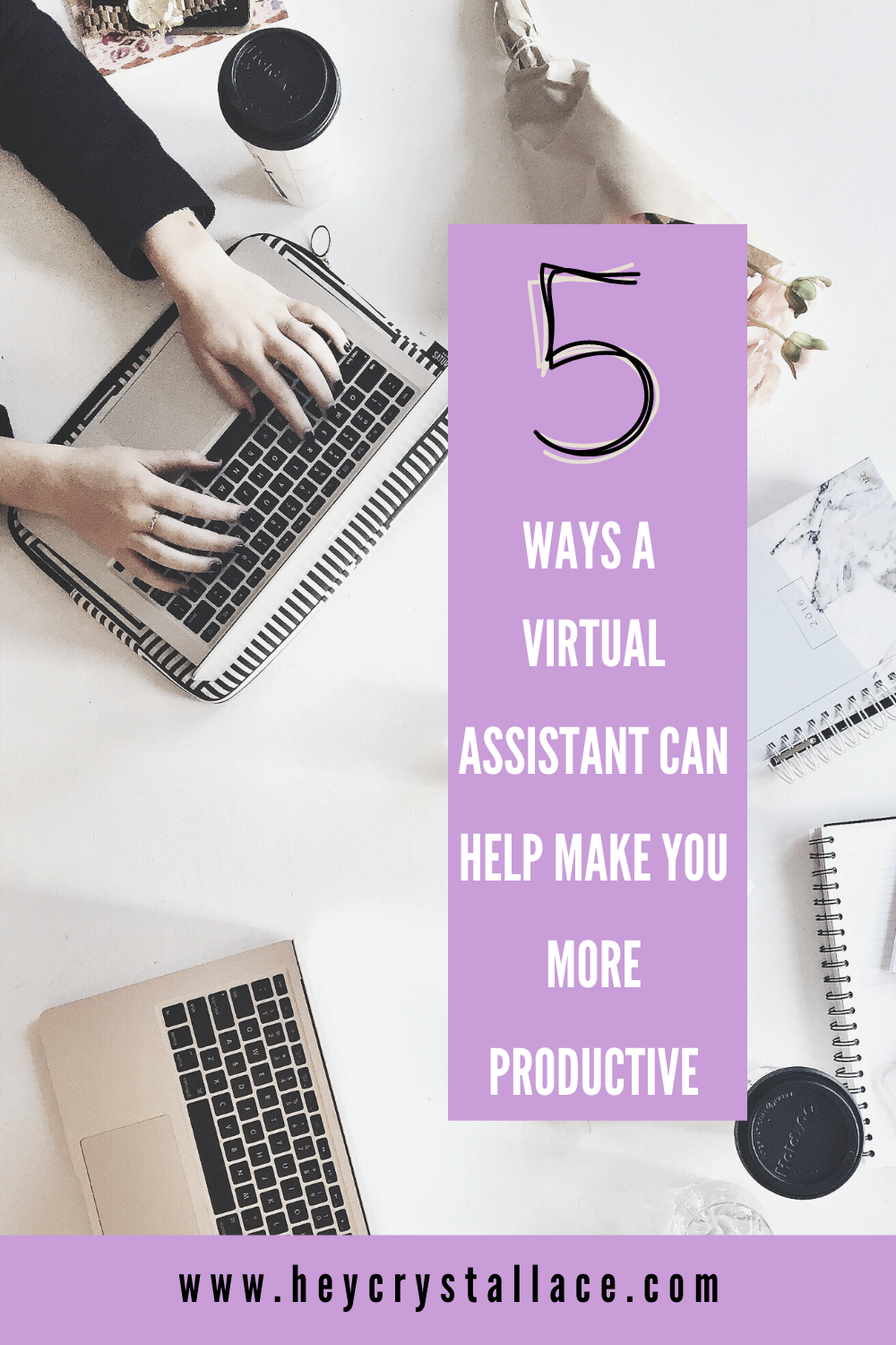 5 Ways a Virtual Assistant Can Make You More Productive
