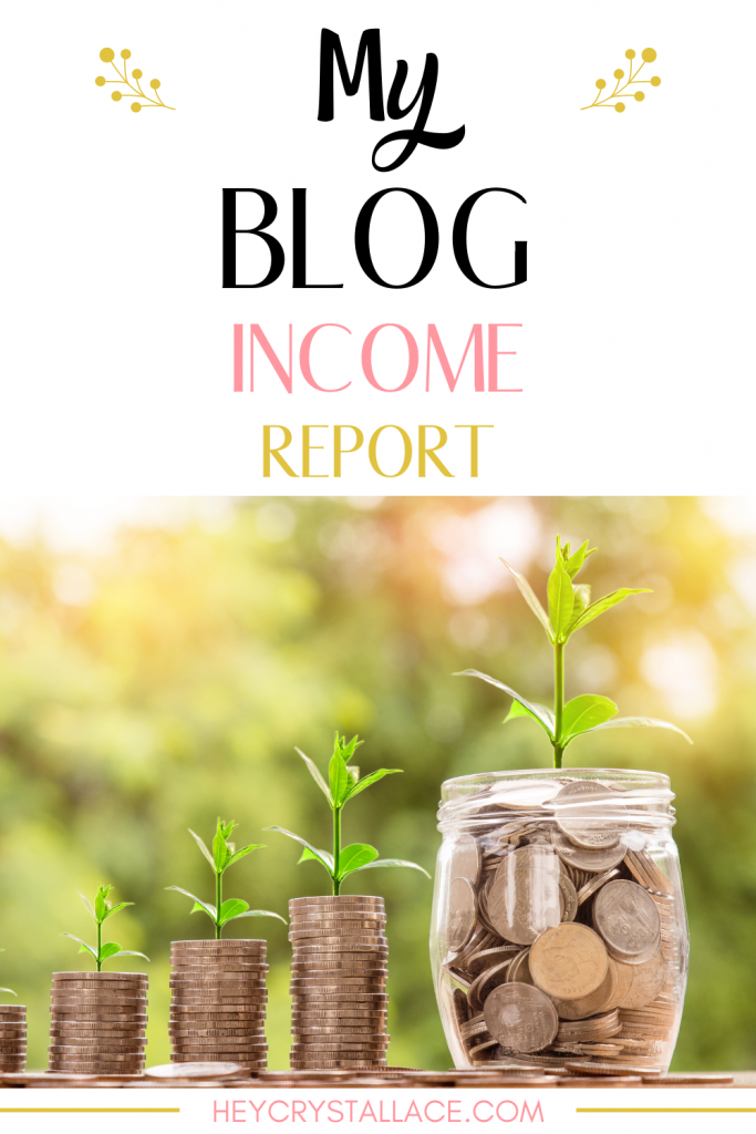 My Third Month Blog Income Report