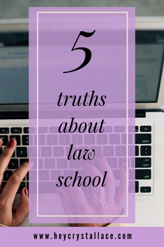 The Truth About Law School... Actually 5 Truths About Law School