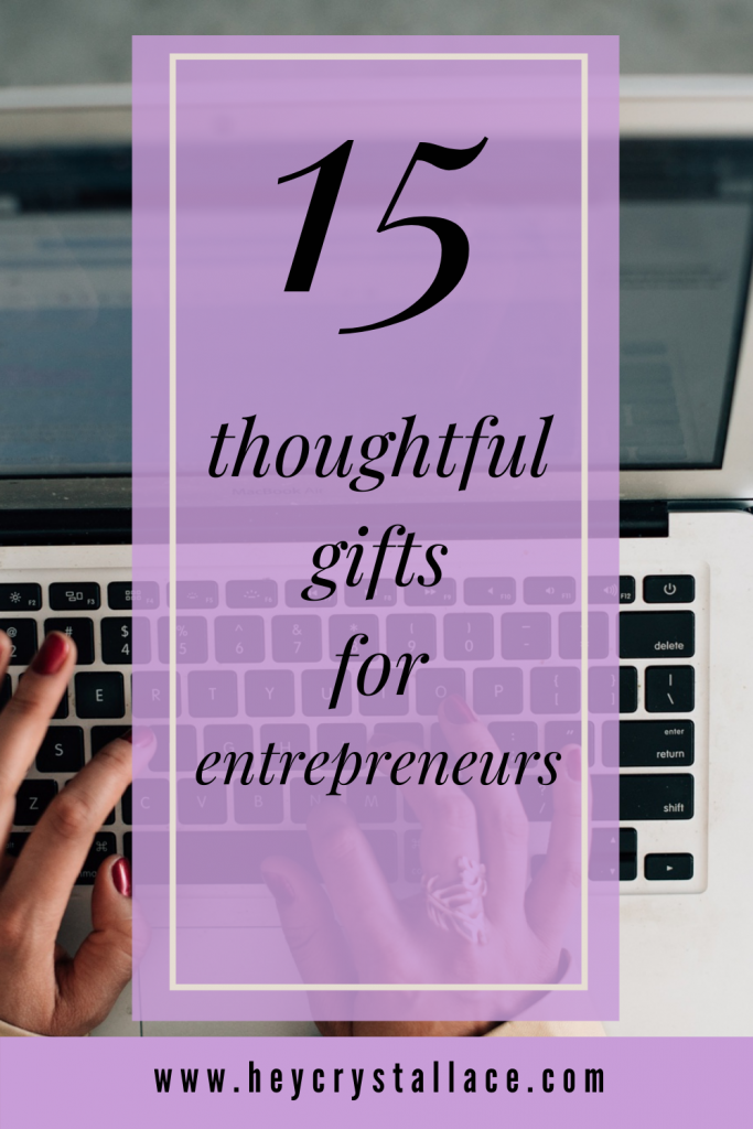 15 Thoughtful Gifts for Entrepreneurs