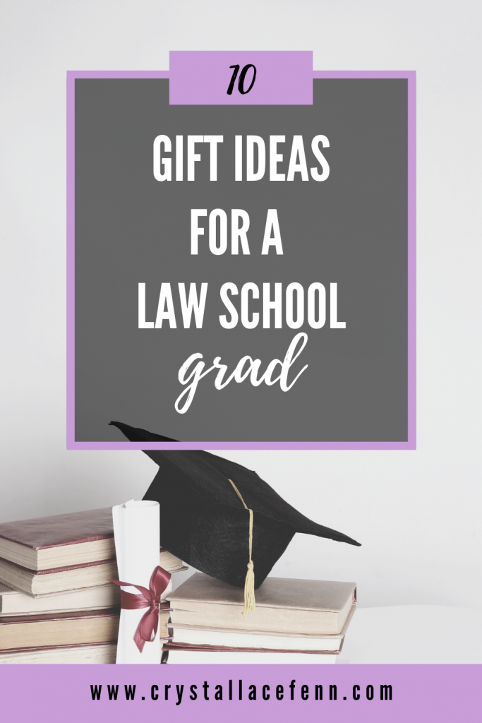 10 Law School Graduation Gifts for the Law School Graduate In Your Life
