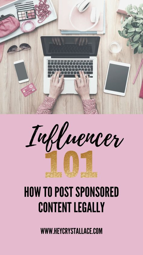FTC Guidelines for Influencers... Essential Tips From a Lawyer