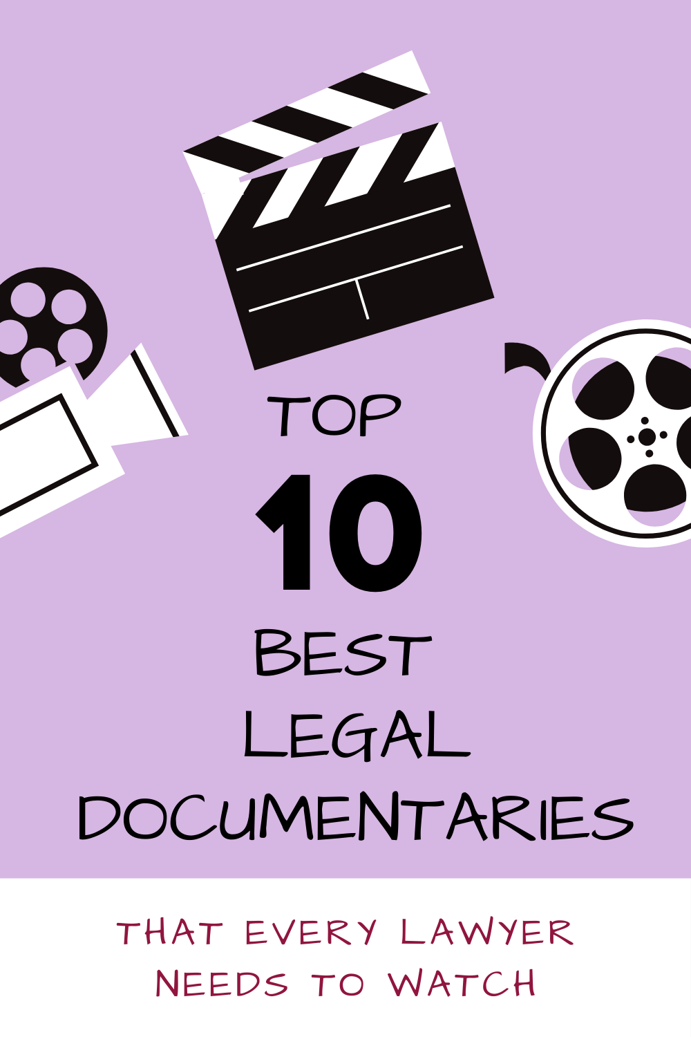 The 10 Best Legal Documentaries That Every Lawyer Needs to Watch…Recommendations From a Lawyer