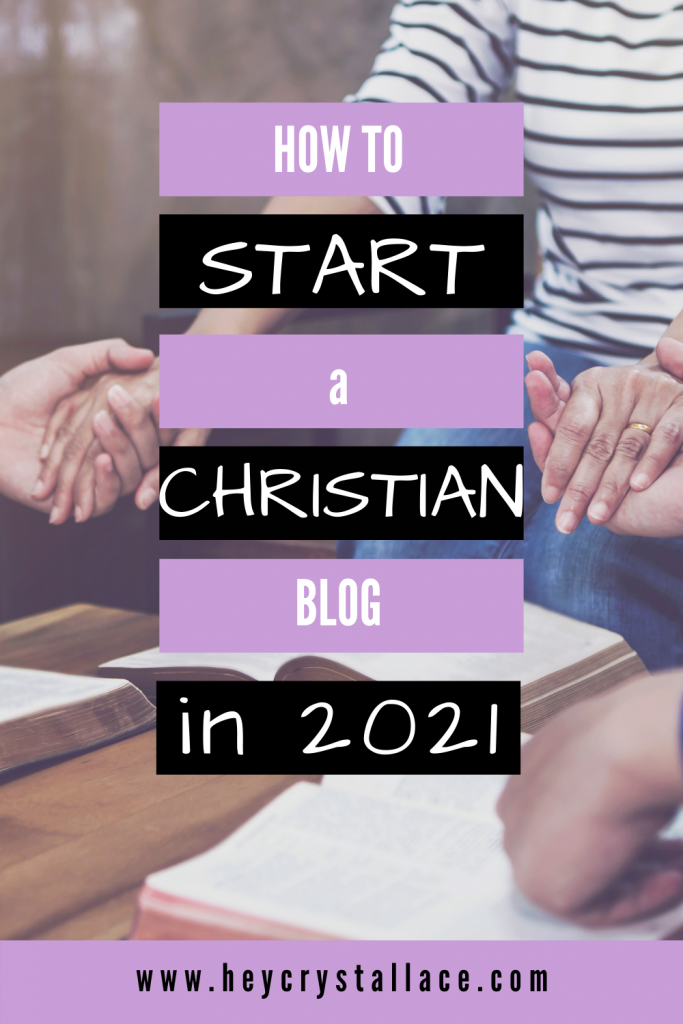 How to Start a Christian Blog in Just 6 Easy Steps