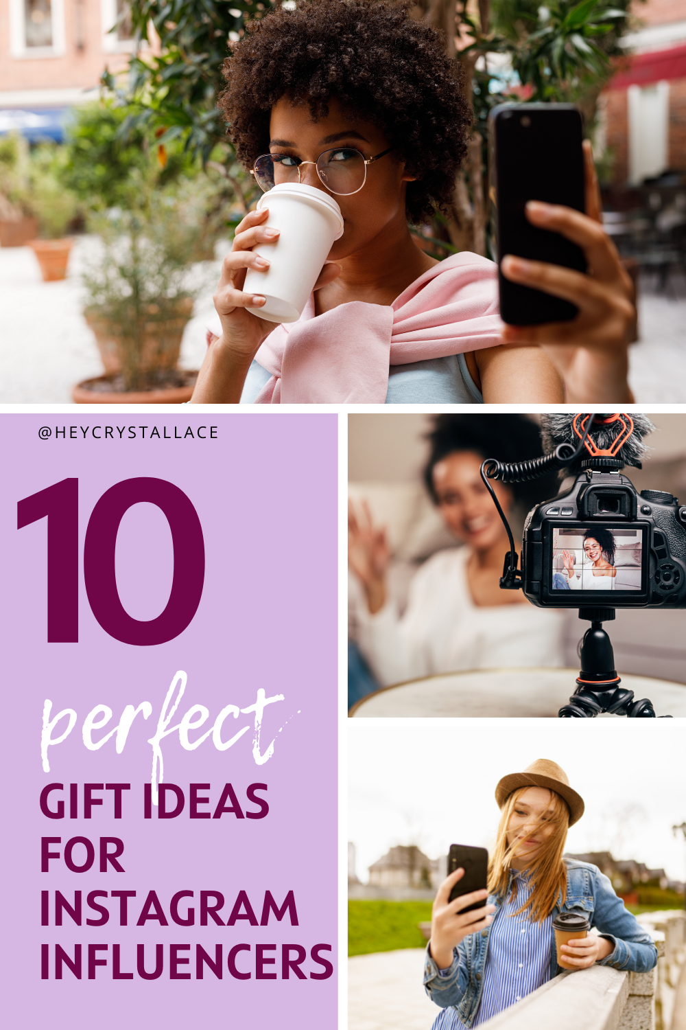 10 Perfect Gift Ideas for Instagram Influencers